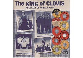 VARIOUS - The King Of Clovis-The Legacy Of Norman Petty - (CD)
