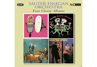 Sauter Finegan Orchestra - Four Classic Albums - (CD)