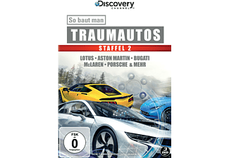 So baut man Traumautos - Staffel 2 (DMAX) - (DVD)