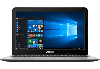 ASUS R558UQ-DM1053T, Notebook mit 15.6 Zoll Display, Core™ i5 Prozessor, 12 GB RAM, 1 TB HDD, 128 GB SSD, GeForce 940MX, Dunkelblau
