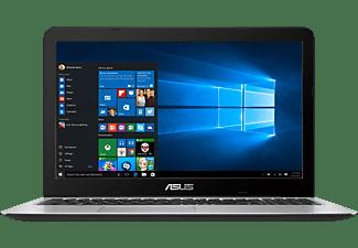 ASUS R558UQ-DM738T, Notebook mit 15.6 Zoll Display, Core™ i7 Prozessor, 12 GB RAM, 1 TB HDD, 256 GB SSD, GeForce 940MX, Dark Blue