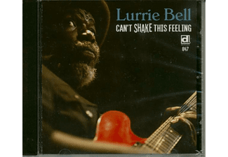 Lurrie Bell - Can't Shake This Feeling - (CD)