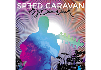 Speed Caravan - Big Blue Desert - (Vinyl)