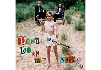 Jett Rebel - Don't Die On Me Now | LP