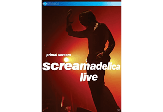 Primal Scream - Screamadelica-Live - (DVD)