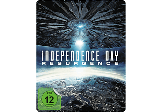 Independence Day 2 (Steelbook-Edition) - (Blu-ray)