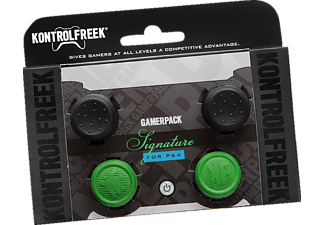 KONTROLFREEK PS4-105 Gamerpack GQC Signature Buttons für Gamepad, Button für Gamepad