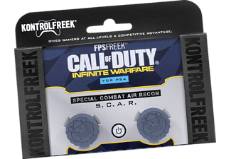 KONTROLFREEK PS4-102 COD (Call of Duty)S.C.A.R. Buttons für Gamepad, Button für Gamepad