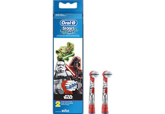 ORAL-B Stages Power Star Wars Aufsteckbürsten