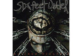 Six Feet Under - MAXIMUM VIOLENCE - (Vinyl)