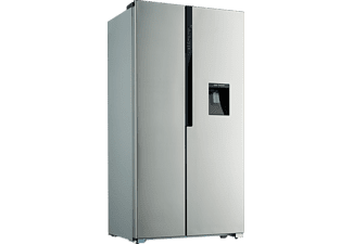 PKM SBS 528.4 A+ NF IX, Side-by-Side, A+, 398 kWh/Jahr, 1778 mm hoch, Inox