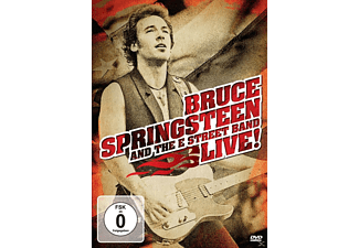Bruce Springsteen, The E Street Band - Bruce Springsteen And The E Street Band Live! - (DVD)
