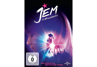 Jem and the Holograms - (DVD)