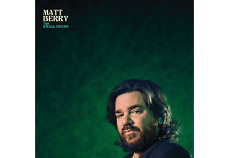 Matt Berry - THE SMALL HOURS [CD]