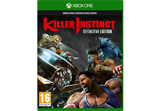 Killer Instinct Definitive Edition Xbox One