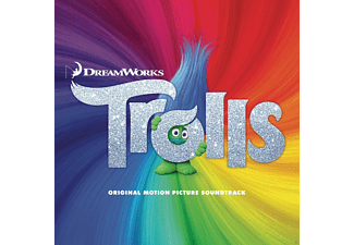 VARIOUS - TROLLS (Original Motion Picture Soundtrack) [CD]
