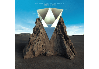 Giraffe Tongue Orchestra - BROKEN LINES - (CD)