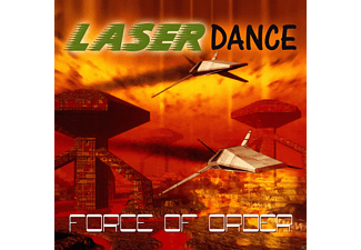 Laserdance - FORCE OF ORDER [CD]
