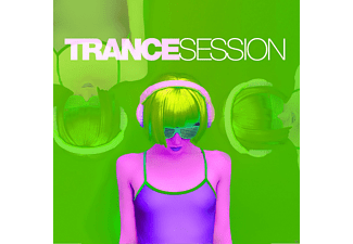 VARIOUS - TRANCE SESSION - (CD)