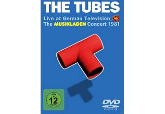 The Tubes - The Musikladen Concert 1981 - (DVD)
