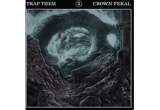 Trap Them - Crown Feral [CD]