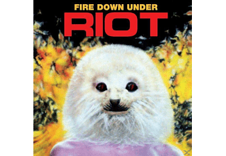Riot - Fire Down Under Reissue [CD]