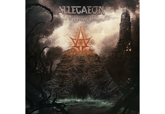 Allegaeon - Proponent For Sentience - (CD)