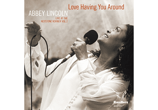Abbey Lincoln - Love Having You Around - (CD)