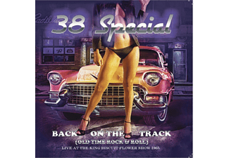 38 Special - Back On The Track (Old Time Rock & Roll)-Live At - (CD)