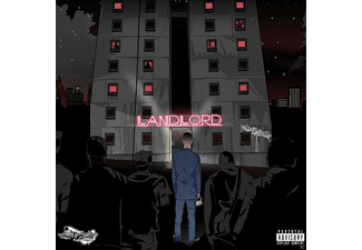 Giggs - Landlord (Limited Edition 2LP) - (Vinyl)