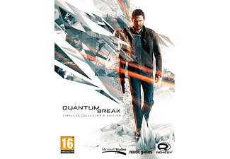 Quantum Break Timeless Collector's Edition PC