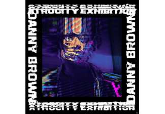 Danny Brown - ATROCITY EXHIBITION (+MP3) - (LP + Download)