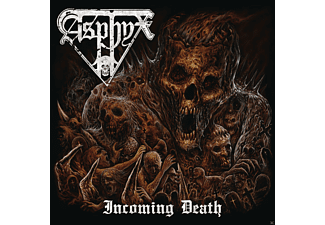 Asphyx - Incoming Death [CD]