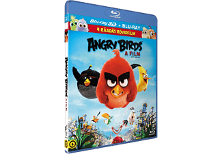 Angry Birds: A film (3D Blu-ray)