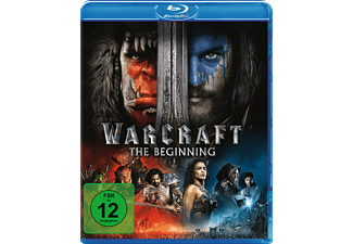 Warcraft - The Beginning - (Blu-ray)