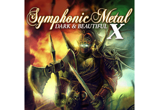 VARIOUS - SYMPHONIC METAL 10 - DARK & BEAUTIFUL [CD]