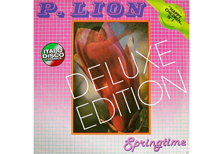 P. Lion - SPRINGTIME (DELUXE EDITION) [CD]
