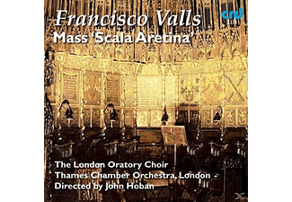"London Oratory Choir, VARIOUS - Messe ""Scala Aretina"" - (CD)"