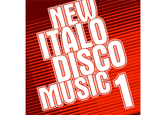 VARIOUS - New Italo Disco Music-Chapte - (CD)