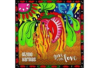 Gizmo Varillas - Give A Little Love EP - (Maxi Single CD)