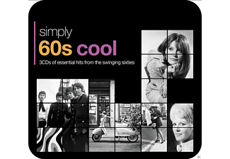 VARIOUS - Simply 60s Cool (3CD Tin) [CD]