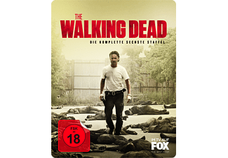 The Walking Dead - Staffel 6 (Uncut - Standard Steelbook) [Blu-ray]