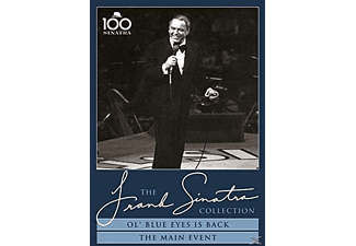 Frank Sinatra - Ol' Blue Eyes Is Back/The Main Event (DVD) - (DVD)