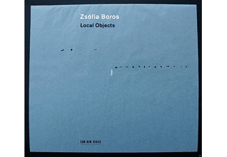 Zsofia Boros - Local Objects - (CD)