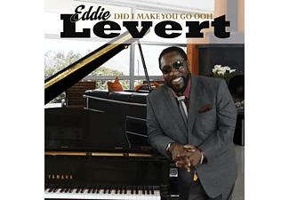 Eddie Levert - Did I Make You Go Ooh - (CD)