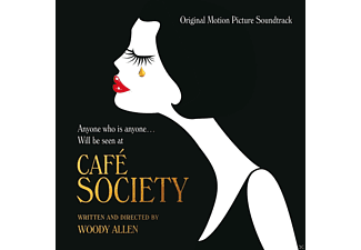 OST/VARIOUS - Café Society (LTD Red Editon) - (Vinyl)