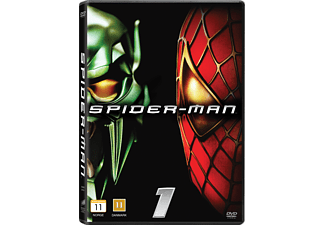 Spider-Man Action DVD