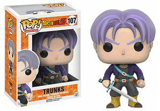 POP! Vinyl - Dragonball Z - Trunks