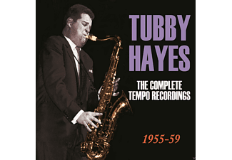 Tubby Hayes - The Complete Tempo Recordings - (CD)