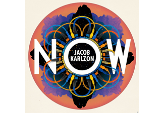 Jacob Karlzon - Now - (Vinyl)